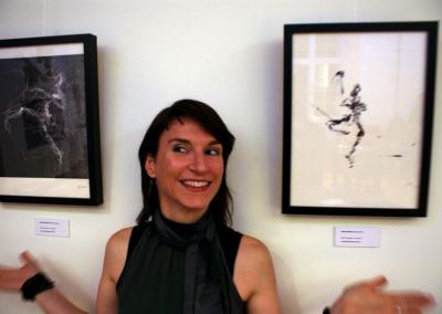 "Vernissage Exhibition ""Impression"", DFJW- Berlin, 2011"