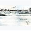 Postcard Tempelhofer Park , Laeti-Berlin, recto