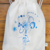 Gym Bag Natural Laeti-Berlin, ‎Emotions, ‎bio & ‎fair trade textil
