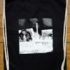 "Face Gym Bag Black- Urban Sketch of ""Cuvrystr."", Graffiti Blu"