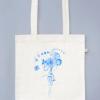Tote bag recycled Clown natural Laeti-Berlin