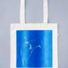 Tote bag recycled Electric Dancer natural Laeti-Berlin