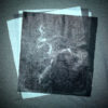 Pattern Electric Dancer- 4 layers- Black metal silver
