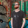 T-shirt-Unisex-Danseur-Veloute-black-acid-2