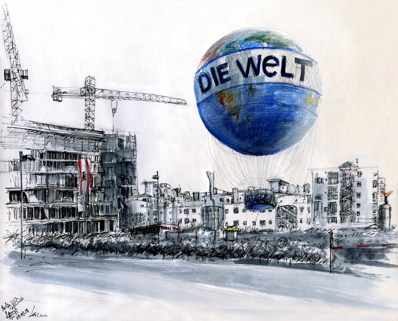 09.02.18- Die Welt, Trabi-World (Berlin- Mitte)