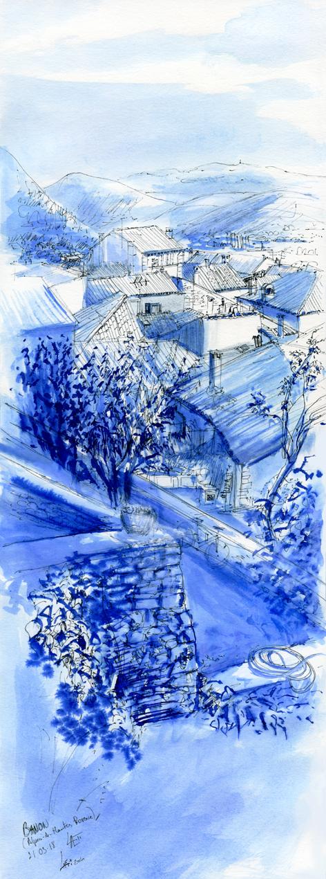 21.09.18- Banon (Alpes-de-Haute-Provence, Fr.)