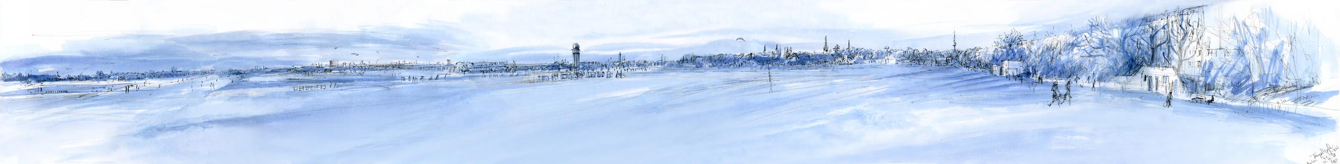 11.11.18- Tempelhofer Feld  180° view (Berlin-Neukölln)