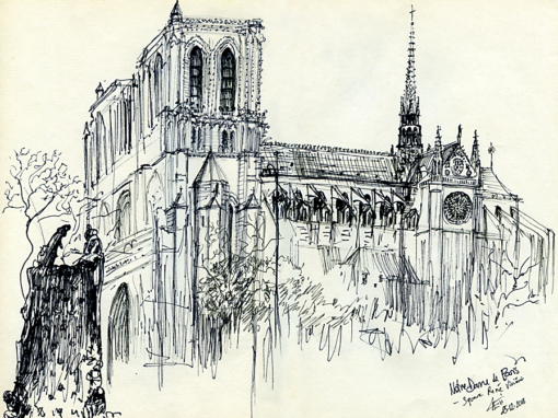 25.12.18- Cathédrale Notre-Dame (Paris- 4eme arr., Fr.)