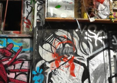 Laeti- Stencil 2- rue Dénoyez, 07.03.15