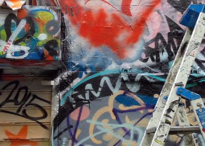 Laeti- Stencil rue Dénoyez, 07.03.15- 2-BD