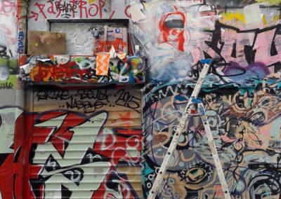 Laeti- Stencil rue Dénoyez, 07.03.15- 3-BD
