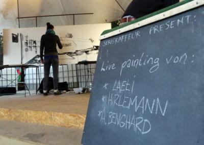 Laeti- Wall Painting Show- Neue Heimat- 09.09.15- Berlin- 0-BD