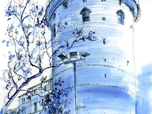 19.04.19- Galata Tower (Istanbul, Tu.)