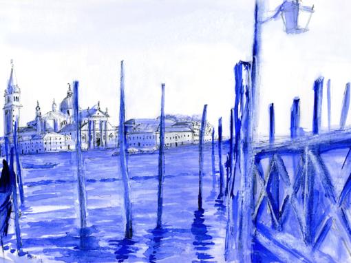 16.10.19- San Giorgio Maggiore, San Marco Place (Venice, It.)