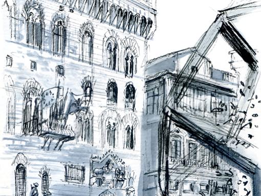 25.10.19- Palazzo Vecchio- Piazza della Signoria (Florence, It.)