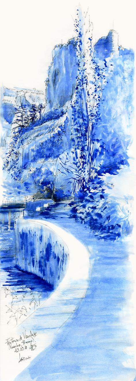 23.09.18- Fontaine-de-Vaucluse (Provence, France)