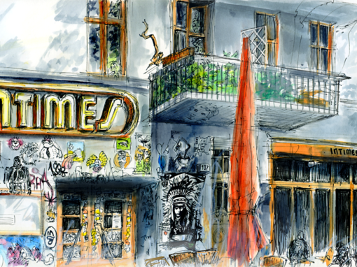 26.04.19- Kino- / Café-Intimes (Berlin-Friedrichshain)