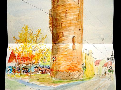 25.10.20- Torturm, Brandenburg an der Havel