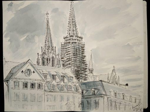 08.07.20- Dom, Regensburg