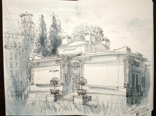 "13.07.20- Kunst Museum ""Secession"", Vienna"