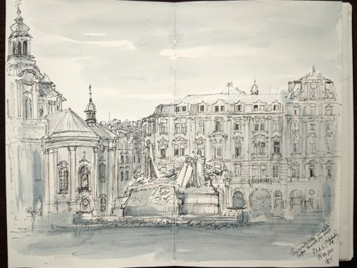 15.07.20- Old Town Square, Prague (Czech Rep.)