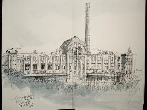 18.07.20- Alte Fabrik (Berlin- Lichtenberg)